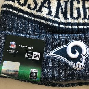 Accessories - Los Angeles Rams Beanie new